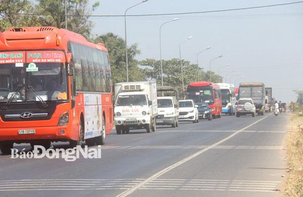 Dự án Đường cao tốc Phan Thiết - Dầu Giây: Nhanh chóng bàn giao 'mặt bằng sạch' - Ảnh 1.