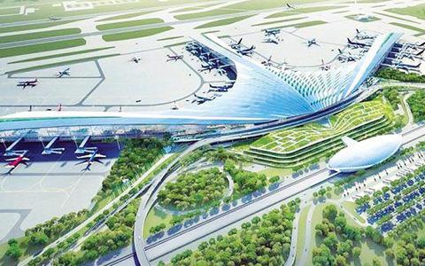 Thủ tướng đề nghị Đồng Nai giải ngân 17.000 tỉ đồng cho sân bay Long Thành trong năm nay - Ảnh 1.