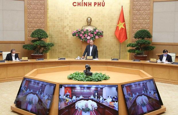 Thủ tướng: Phải có những cơ chế, giải pháp thúc đẩy kinh tế - Ảnh 1.