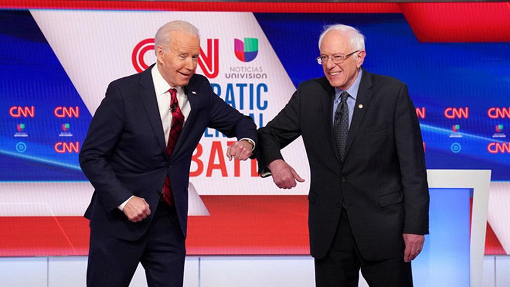 Thượng nghị sĩ Bernie Sanders chính thức rút khỏi đường đua tổng thống Mỹ - Ảnh 1.