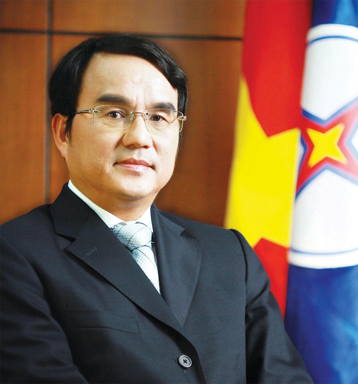 Ông Dương Quang Thành tái bổ nhiệm vị trí Chủ tịch HĐTV EVN - Ảnh 1.