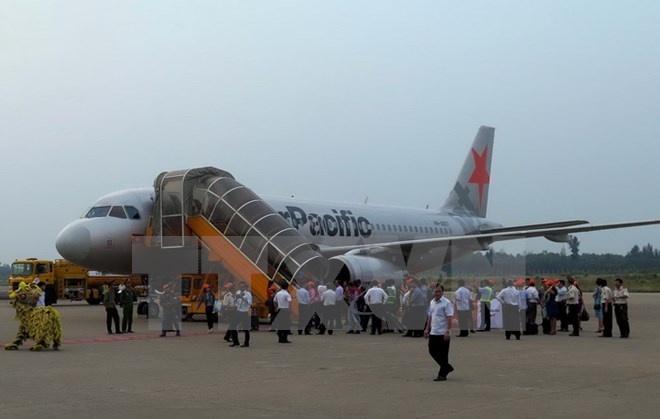 jetstar pacific khai truong duong bay quoc te da nang hong kong