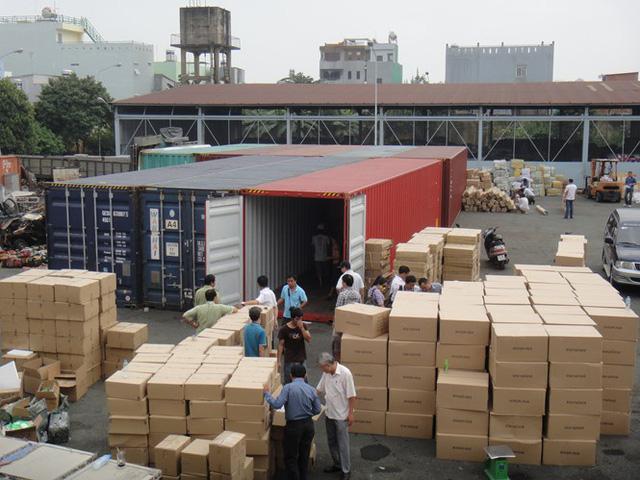 bo tai chinh vu 213 container mat tich ky luat 29 can bo chua nghiem