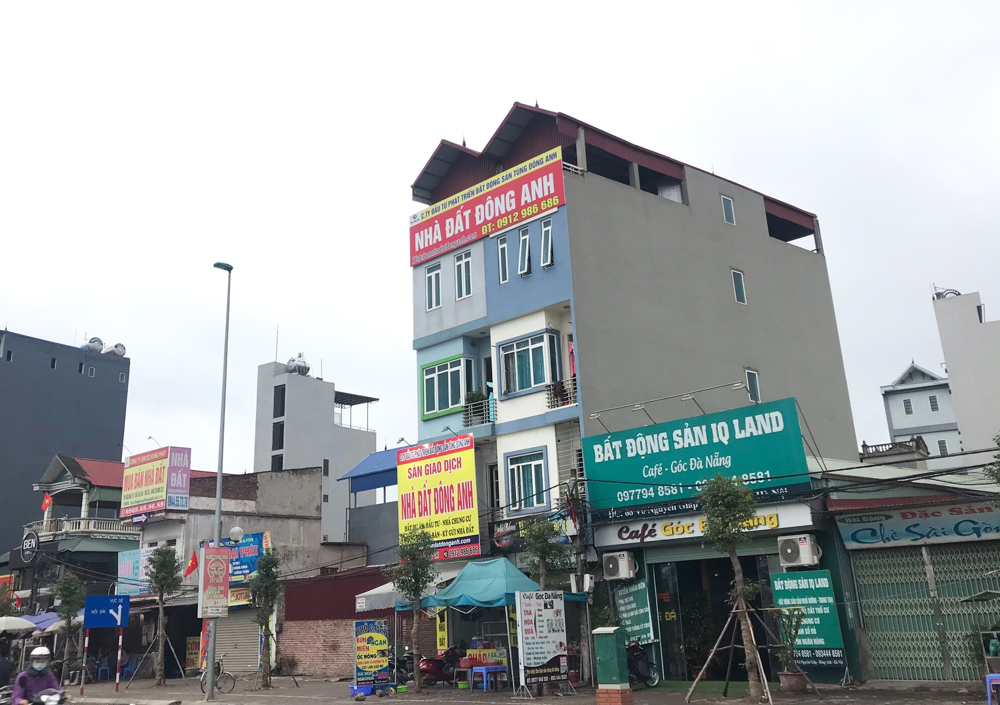 dat dong anh cao nhat 180 trieu dongm2 sot that hay ao