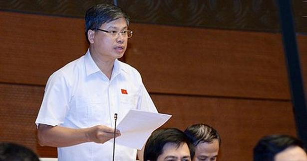Nóng Quốc hội: Thu hồi đất đai - DN phải tự thỏa thuận với dân, chính quyền không thu hồi hộ DN - Ảnh 1.