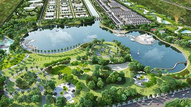 Huyện Thanh Trì sắp có khu đô thị sinh thái rộng hơn 31ha, có 1,8ha quỹ đất  xây nhà ở xã hội