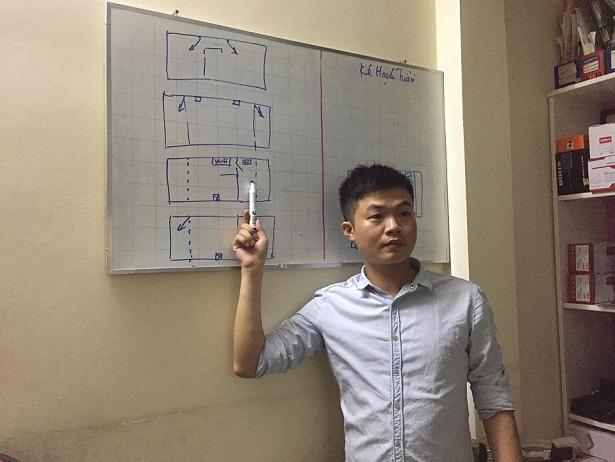bi quyet chinh phuc khach hang cua cu nhan su pham kinh doanh camera