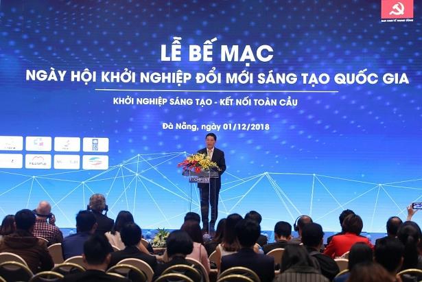 startup tai techfest vietnam 2018 nhan cam ket dau tu gan 8 trieu usd