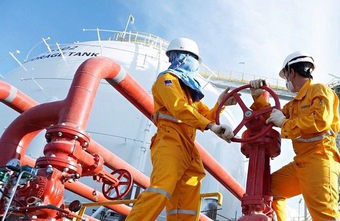 shell total va tokyo gas dang nhom ngo 30 co phan cua vua khi pv gas