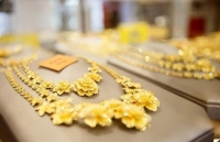 Giá vàng hôm nay (23/11) tăng nhẹ, giá vàng thế giới lên sát đỉnh 2 tuần khi đồng USD suy yếu - Ảnh 2.