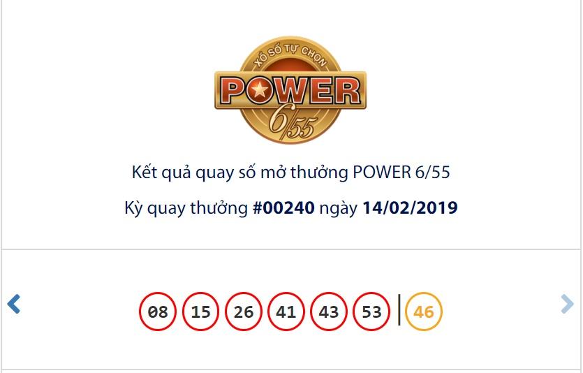 ket qua vietlott power 655 ngay 142 jackpot 1 gan 51 ti dong van im lim trong ngay via than tai