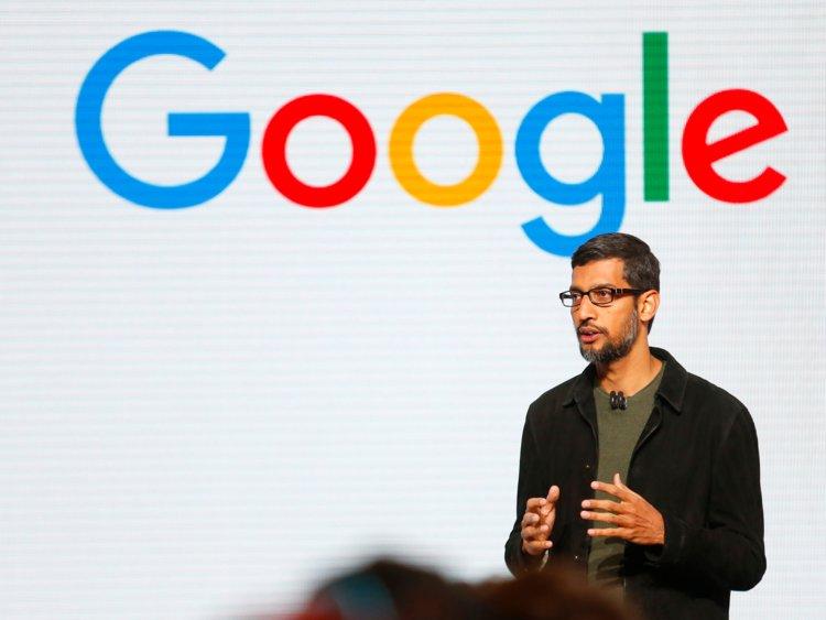 cong ty me google vuot ki vong doanh thu va loi nhuan co phieu van di xuong