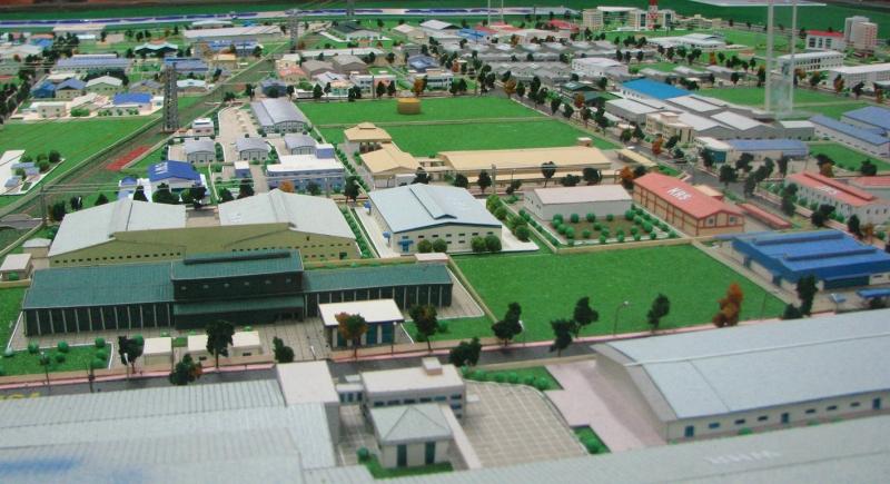 Becamex đầu tư vào khu công nghiệp Cây Trường