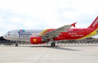 vietnam airlines vietjet air va bamboo airways dong loat ki ket thoa thuan khung truoc them thuong dinh my trieu