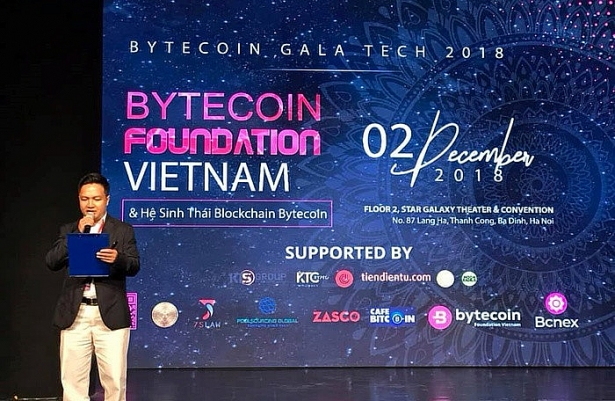 san giao dich cong nghe bcnex chao san ky vong thanh vuon uom blockchain viet