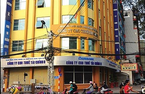 cong ty cho thue tai chinh ii cua ngan hang agribank pha san datc phai thu hoi bao nhieu tien